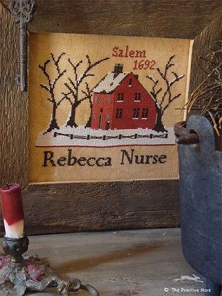 Rebecca Nurse by The Primitive Hare