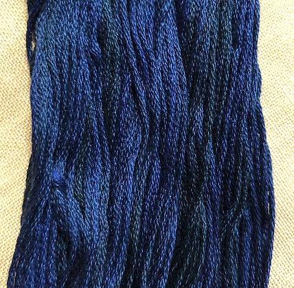 Mermaid's Fin Classic Colorworks Cotton Threads 5-yard Skein