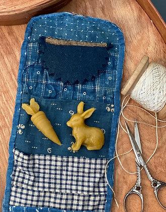Bunny & Carrot Waxer Set by Taylor Nash