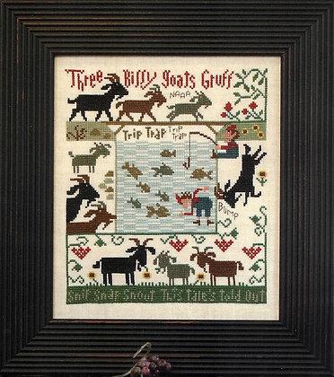 3 Billy Goats Gruff by The Prairie Schooler