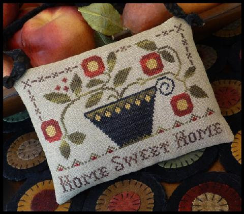 Home Sweet Home by Little House Needleworks