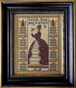 Miss Sarah Jane by La-D-Da