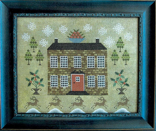 Christmastide at Holly House by The Scarlett House