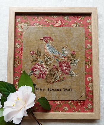 Mary Barton's Work by Mojo Stitches