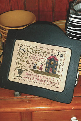 Stitching Sisters Sampler by Chessie & Me
