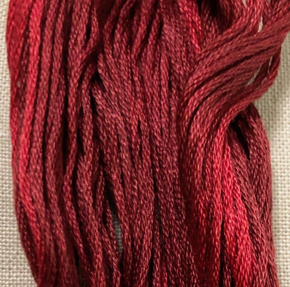 Cherry Cobbler Classic Colorworks Cotton Threads 5-yard Skein