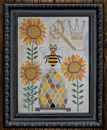 Bee-sy Spring by Cottage Garden Samplings