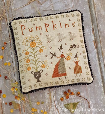 The Perfect Pumpkin by Pineberry Lane