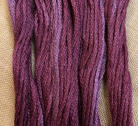 Pickled Beets Classic Colorworks Cotton Threads 5-yard Skein