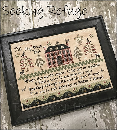 Seeking Refuge by Scarlett House