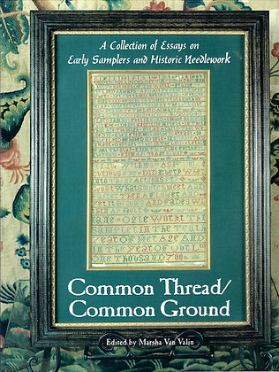 Common Thread/Common Ground by The Scarlet Letter