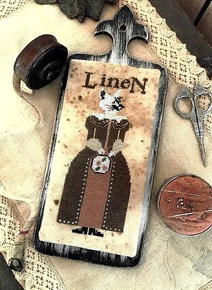 Miss Linette Lynn Linen by The Primitive Hare