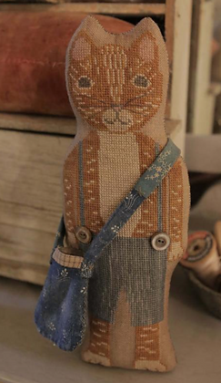 Theodore: Animal Crackers Series by Stacy Nash Primitives