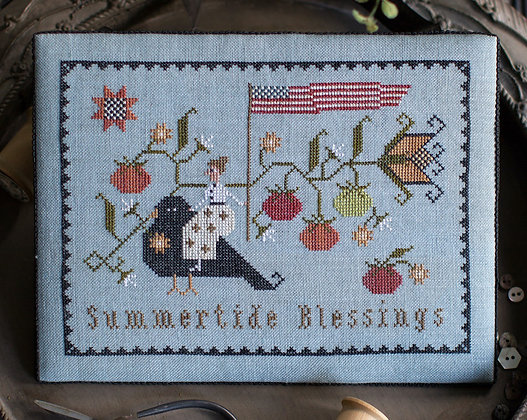 Summertide Blessings by Plum Street Samplers