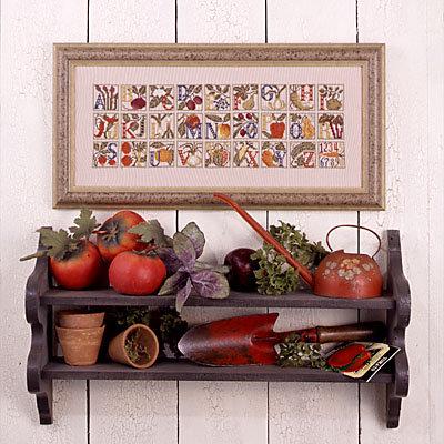 Farmer's Alphabet by The Prairie Schooler