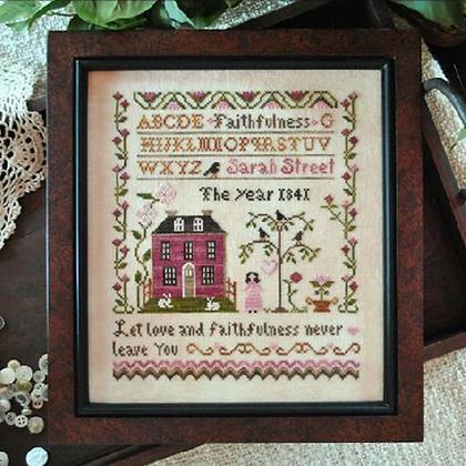 Sarah Street by Little House Needleworks