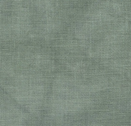 36 Count Pine Green Fat Quarter Hand-Dyed Linen by xJudesign
