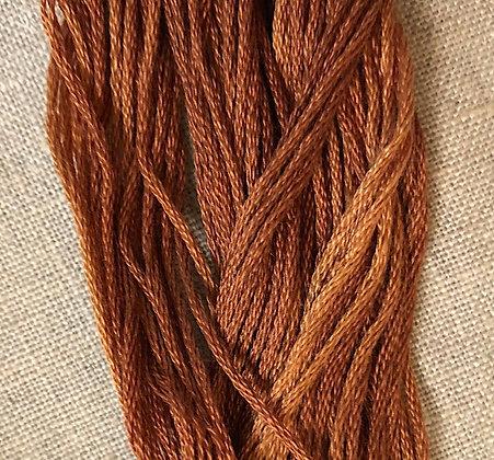 Brown Sugar Classic Colorworks Cotton Threads 5-yard Skein