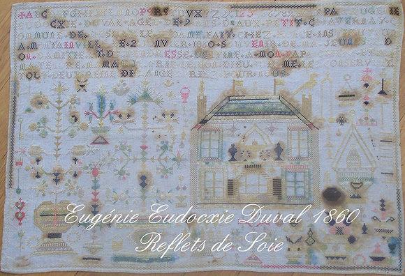 Eugenie Eudocxie Duval by Reflets de Soie