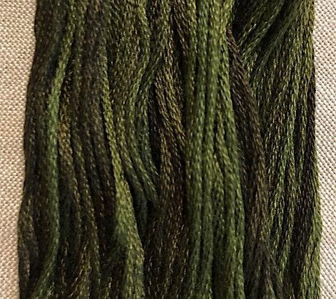 Moss Sampler Threads by The Gentle Art 5-Yard Skein