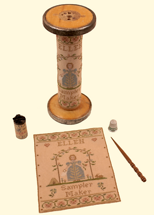 Sampler Maker by With My Needle