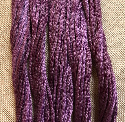Mulled Berries Classic Colorworks Cotton Threads 5-yard Skein