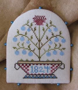 Jenny Bean's Christmas Ornament 2009