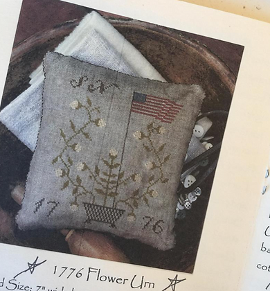 From Hollyhock Farm Booklet by Stacy Nash Primitives