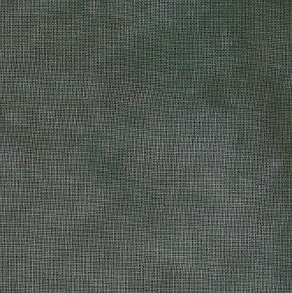 36 Count Evergreen Fat Quarter Hand-Dyed Linen by Fiber on a Whim
