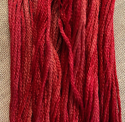 Holly Berry Sampler Threads by The Gentle Art 5-Yard Skein
