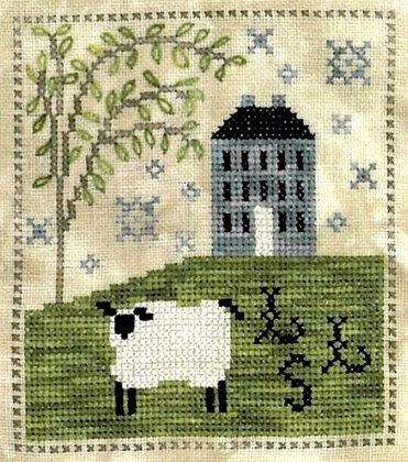 Sheepish Manor KIT by Chessie & Me