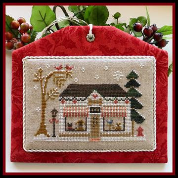 The Pet Store (Home Town Holiday) by Little House Needleworks/Cl
