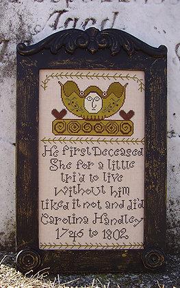 Carolina Handley by Carriage House Samplings