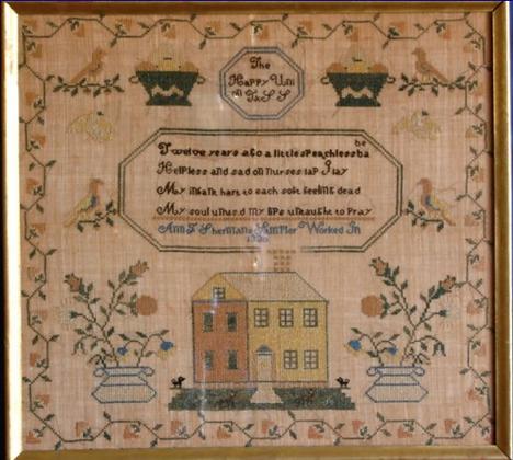 Ann F. Sherman 1830 by The Scarlet Letter