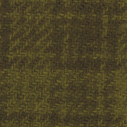 SAGE (Plaid) Fat Quarter Wool by Primitive Gatherings for Mod