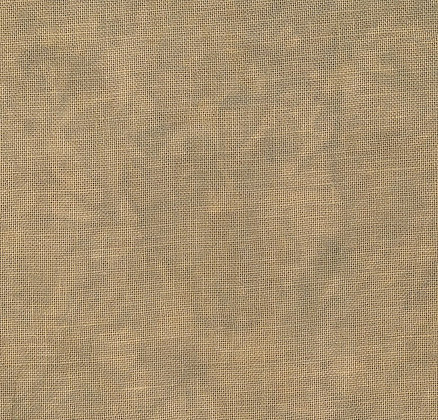 40 Count Baked Clay Linen Fat Quarter Cut by Fox & Rabbit Desig