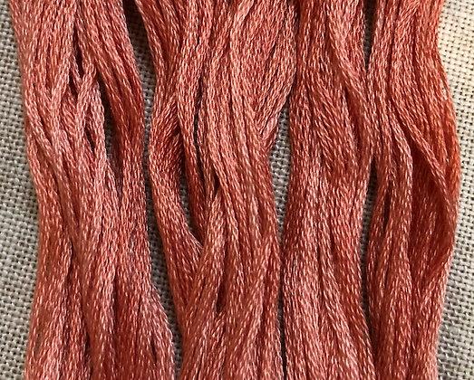 Sweet Potato Classic Colorworks Cotton Threads 5-yard Skein