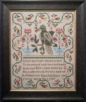 Elizabeth Eyles 1799 by The Scarlet Letter