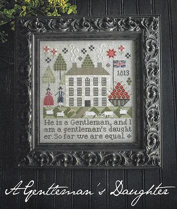 *A Gentleman's Daughter by Plum Street Samplers