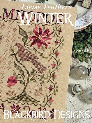 WINTER by Blackbird Designs
