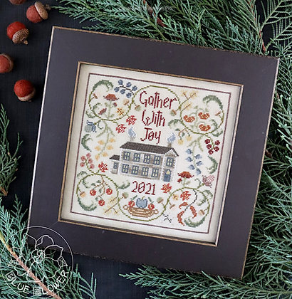 Gather with Joy by Blue Flower Designs