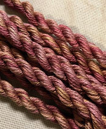 Cherry Tart Gloriana 12 Strand Silk 6 Yards