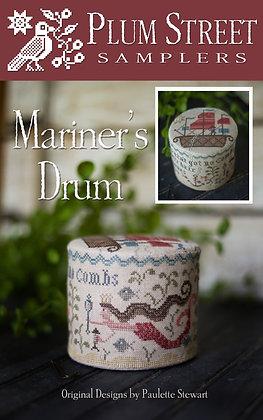 *Mariner's Drum by Plum Street Samplers