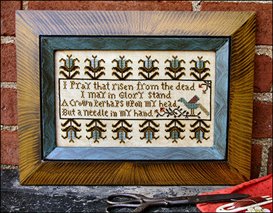 Stitcher's Prayer by Carriage House Samplings