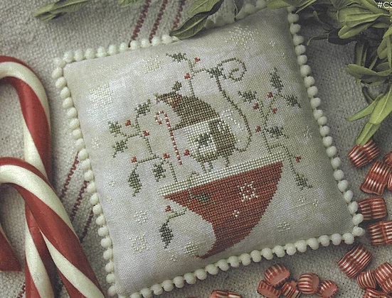 *Merry Mouse by With Thy Needle & Thread