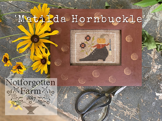 Matilda Hornbuckle by Notforgotten Farm