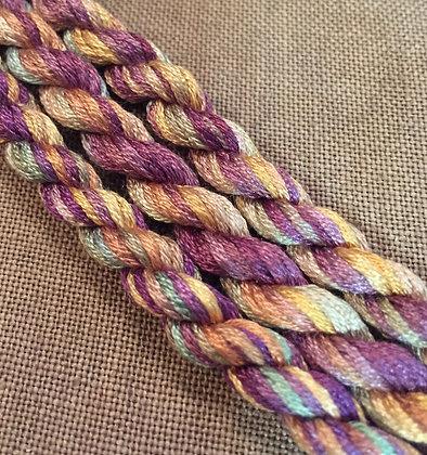 Plum Honey Silk N Colors by The Thread Gatherer
