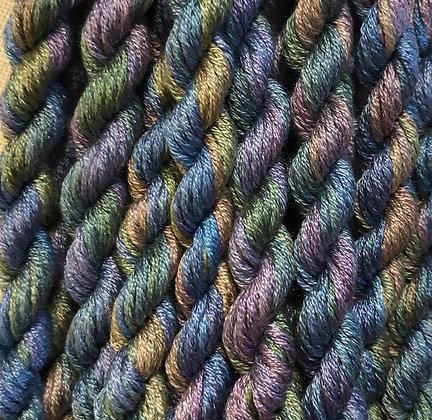 Victorian Garden 6-yards, 12-stranded Silk Floss by Gloriana
