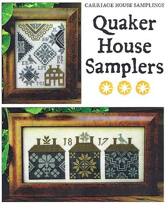 Quaker House Samplers by Carriage House Samplings
