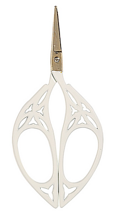 Vintage Scissors White by Simplicity